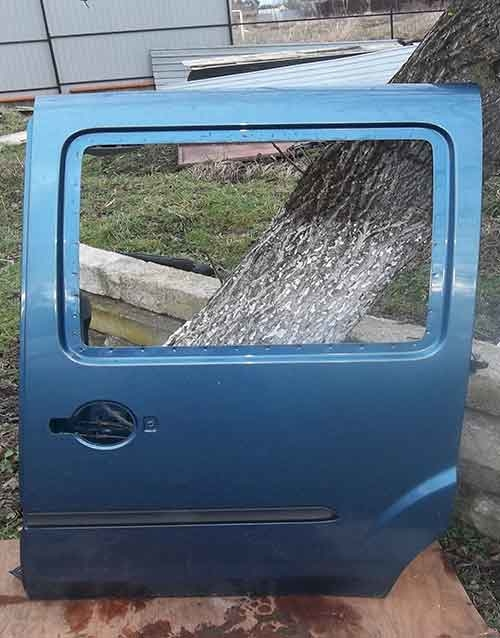 Дверка розсувна, ліва|Fiat Doblo