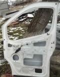 Двері на Рено Трафік білого кольору