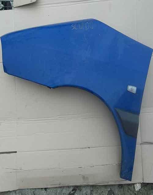 Ліве крило Fiat Scudo
