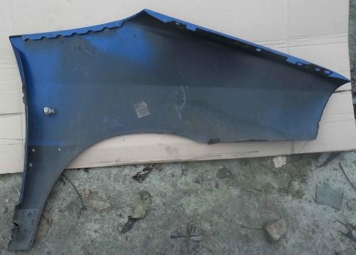 Ліве синє крило Fiat Scudo купити