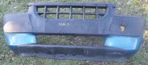 Передній бампер Fiat Doblo