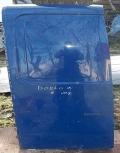 Синя дверка_задняправа 60 usd Fiat Doblo
