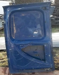 Синя дверка_задняправа Fiat Doblo