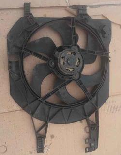 Вентилятор радіатор рено трафік