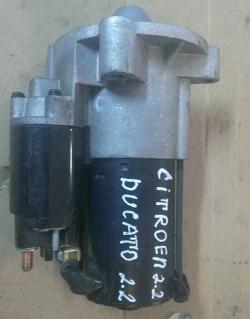 Стартер Fiat Ducato 2.2