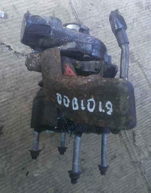 Турбіна Fiat Doblo 1.9 купити Львів