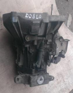 Коробка передач на Fiat Doblo 1.3 Multijet