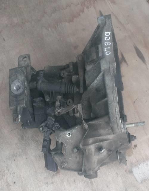 Коробка передач на Fiat Doblo 1.9