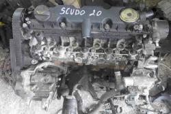 Купити двигун фіат скудо 2.0 HDI