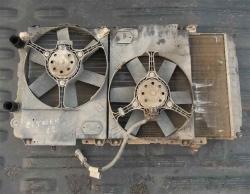 Вентилятори радіатора Fiat Ducato 2.2