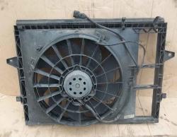 Вентилятор радіатора Пежо Експерт