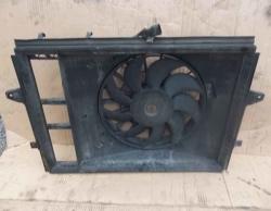 Вентилятор радіатора Citroen Jumpy