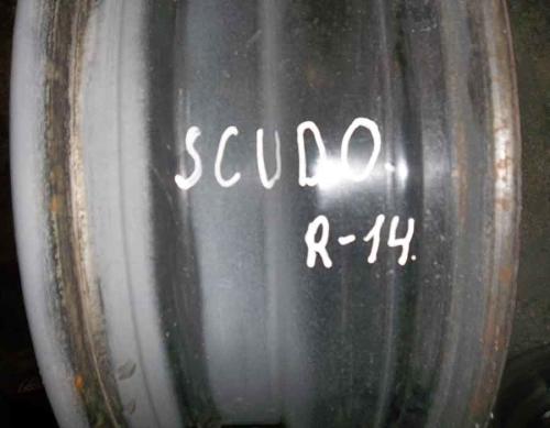 Колісний диск Фіат Скудо R14