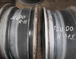 Колісний диск Фіат Скудо R15