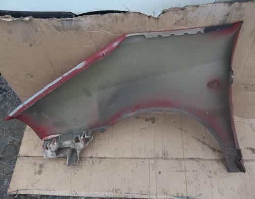 Крило-передня-праве-Фіат-Скудо-2005-червоний-колір