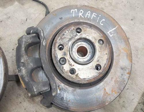 Ступиця Renault Trafic
