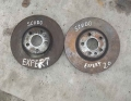 Тормозний диск Fiat Scudo 2.0