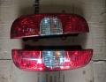 Задні стопи (фонарі) Fiat Doblo