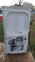 Дверка задня ліва (розпашонка) глуха Renault Trafic білий колір