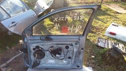 Дверка передня права Skoda Fabia сірий колір