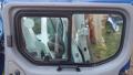 Дверка права розсувна під скло Рено Трафік