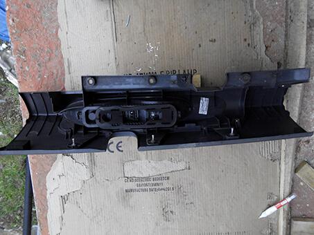 Задній лівий фонар Renault Trafic