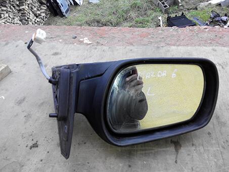 Зеркало електричне ліве Mazda 6