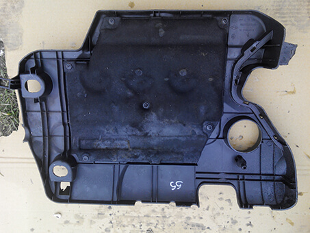 Кришка мотора Renault Trafic 2.5
