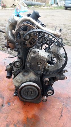 Мотор Fiat Scudo 1.9 простий дизель