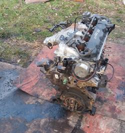 Мотор Fiat Scudo 2.0 Самбір