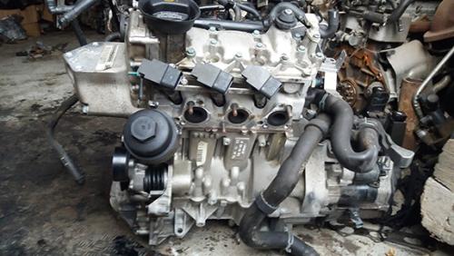 Мотор Skoda Fabia 1.2