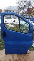 Передня права дверка Opel Vivaro