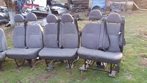 Сидіння задні Ford Transit Львів
