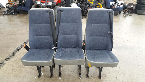 Сидіння задні Renault Trafic
