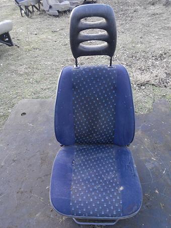 Сидіння переднє Fiat Scudo