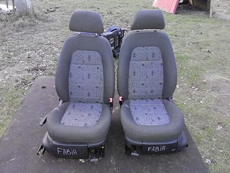Сидіння передні Skoda Fabia 1.2 2003