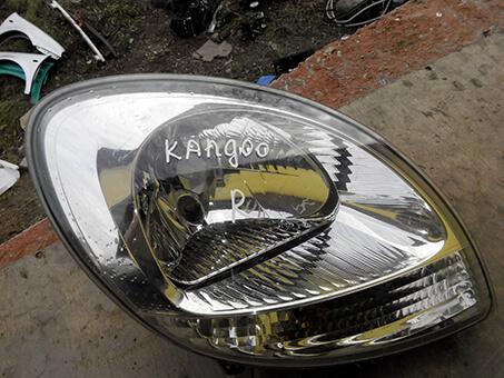 Фара передня права Renault Kangoo