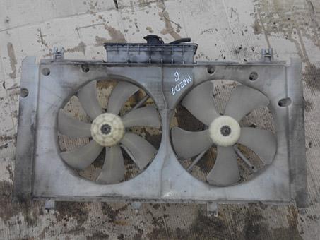 Вентилятор радіатора з моторчиком Mazda 6