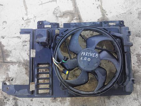 Дифузор вентилятора Peugeot Partner 1.6