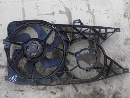 Дифузор вентилятора радіатора Renault Trafic 2.5