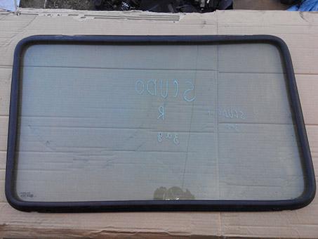 Скло бокове заднє праве Fiat Scudo