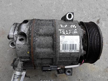 Компресор кондиціонера Renault Trafic 2.0 2008