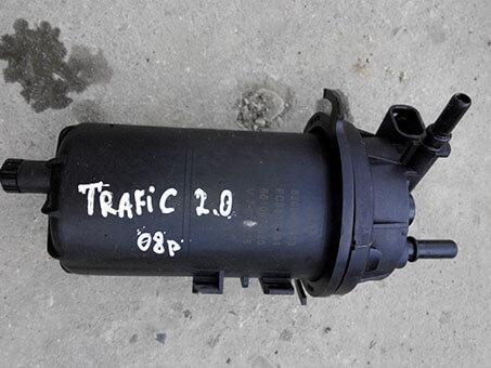 Корпус паливного фільтру Renault Trafic 2.0 2008