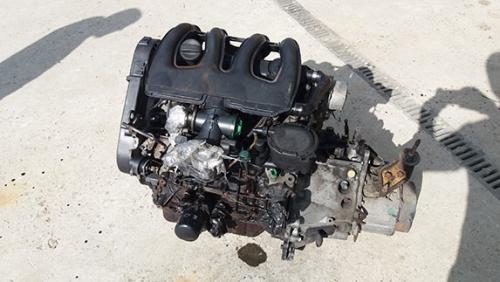 Двигун Fiat Scudo 1.9 простий дизель