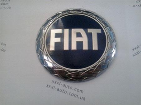 Значок Fiat Scudo