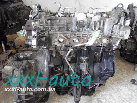 Двигун Renault Trafic 1.9