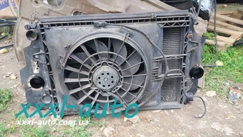 Комплект радіаторів Peugeot Expert 2.0 HDI