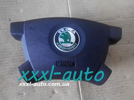 Подушка в руль(airbag) Шкода Фабія