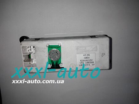 Годинник в панель Ленд Ровер Фрілендер 52010215С