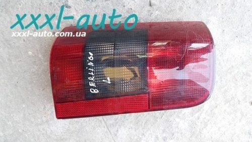 Задній лівий стоп Citroen Berlingo 2003-2008
